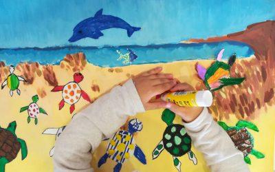 3° SIMPOSIO ECOLOGICO – 13 – Gli studenti di Elafonisos sono sensibili all'ecologia