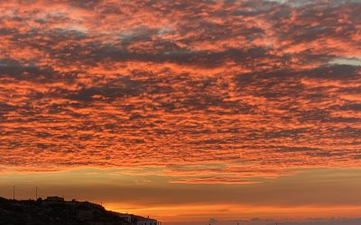 Rosso di sera, bel tempo si spera
