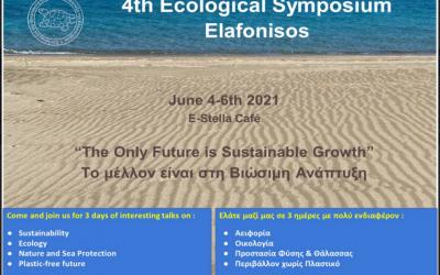 4ème Symposium écologique – nous y sommes presque…