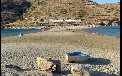 3° SIMPOSIO ECOLOGICO – 02 – Kythnos – L'isola della semplicità e dell'ospitalità